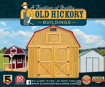 Old Hickory Sheds